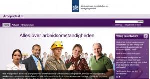 arboportaal SZW wetgeving arbowet arbeidsomstandighedenwet