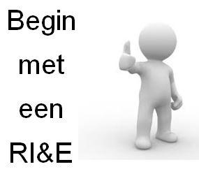 start Risico Inventarisatie en Evaluatie RIE Arbo Arbeidsomstandigheden toetsing SZW