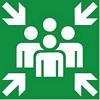 verzamelplaats, ontruiming, ehbo, bhv, bedrijfsnoodplan, 112